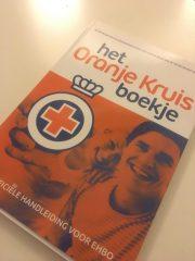 Het Oranje Kruis Lesboekje